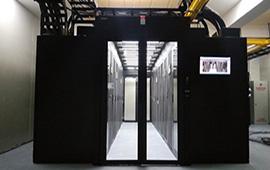 一体化机房-微模块机房案例