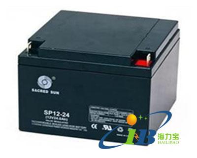 圣阳-蓄电池SP24-12、UPS不间断电源、核电工业电力专用UPS、EPS应急电源、UPS工业蓄电池、海力宝电源